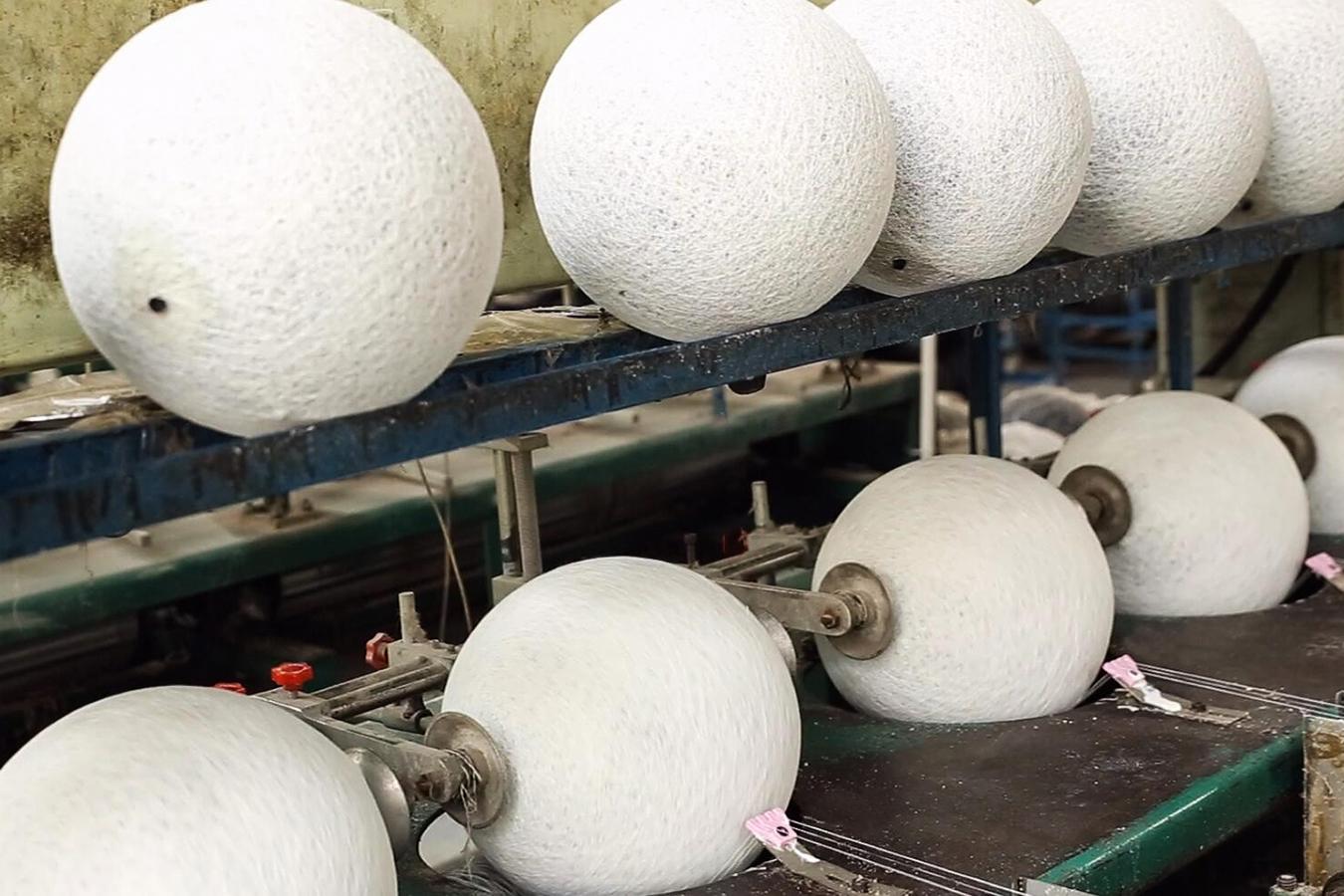 Nylon wound manufacture